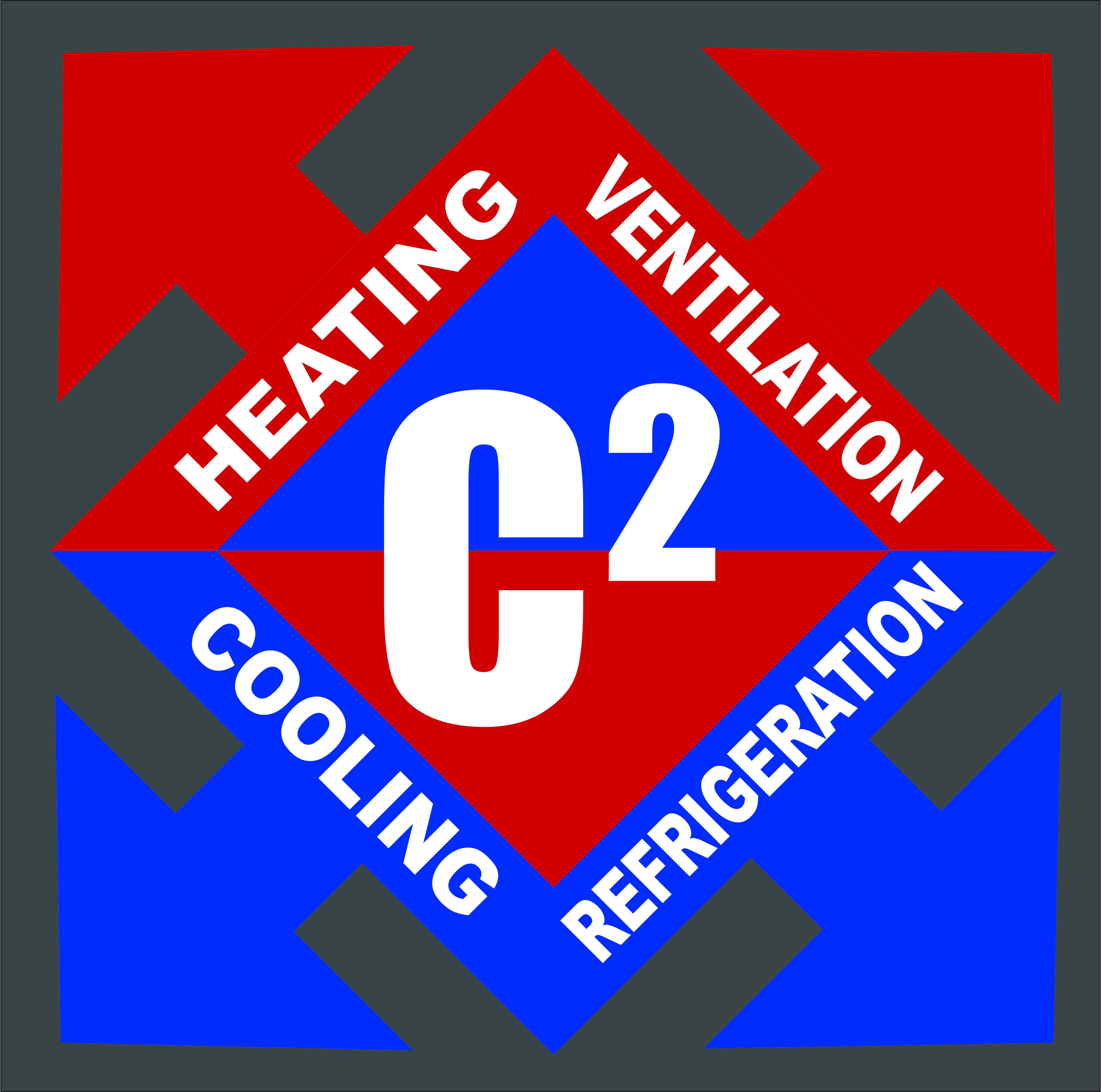 C2 Heating & Cooling LLC logo