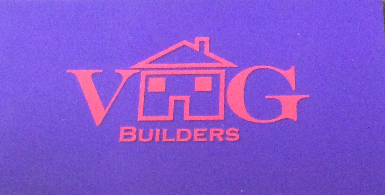 V & G Builders logo