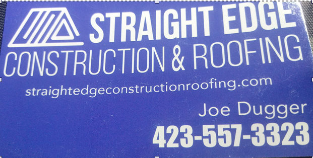 Straightedge Cont. and Roofing logo