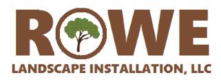 Rowe Landscape Installation LLC logo