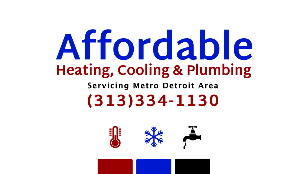 Affordable Heating Cooling & Plumbing Co logo