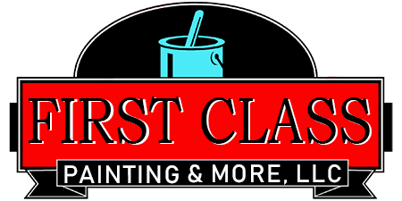 First Class Painting and More, LLC logo