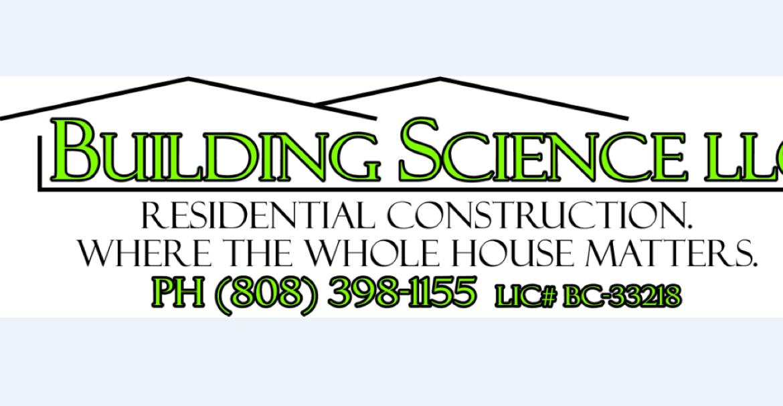 Building Science LLC logo