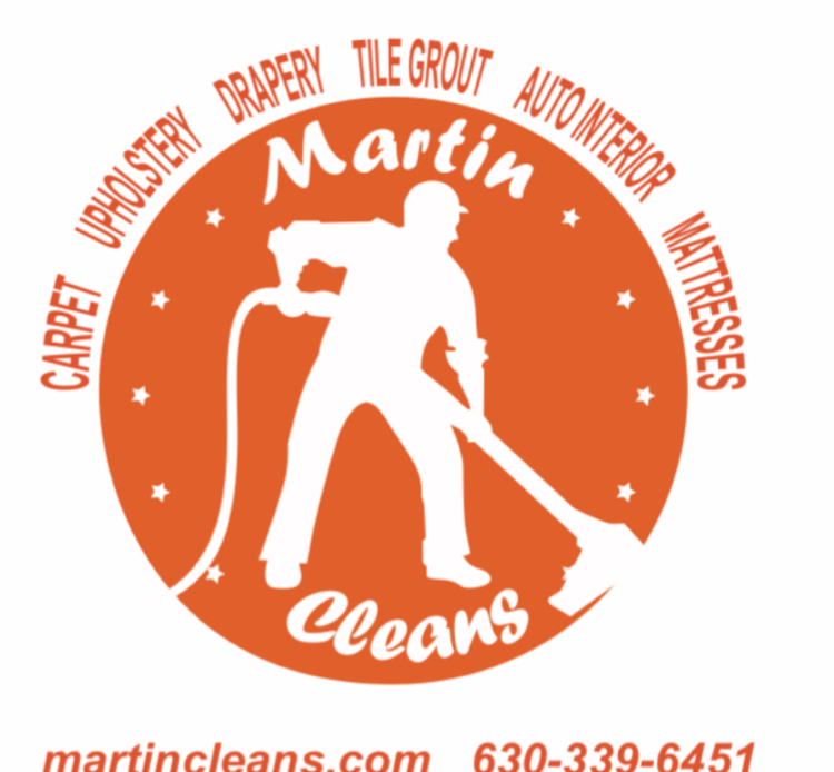 Martin's Cleaning Services logo