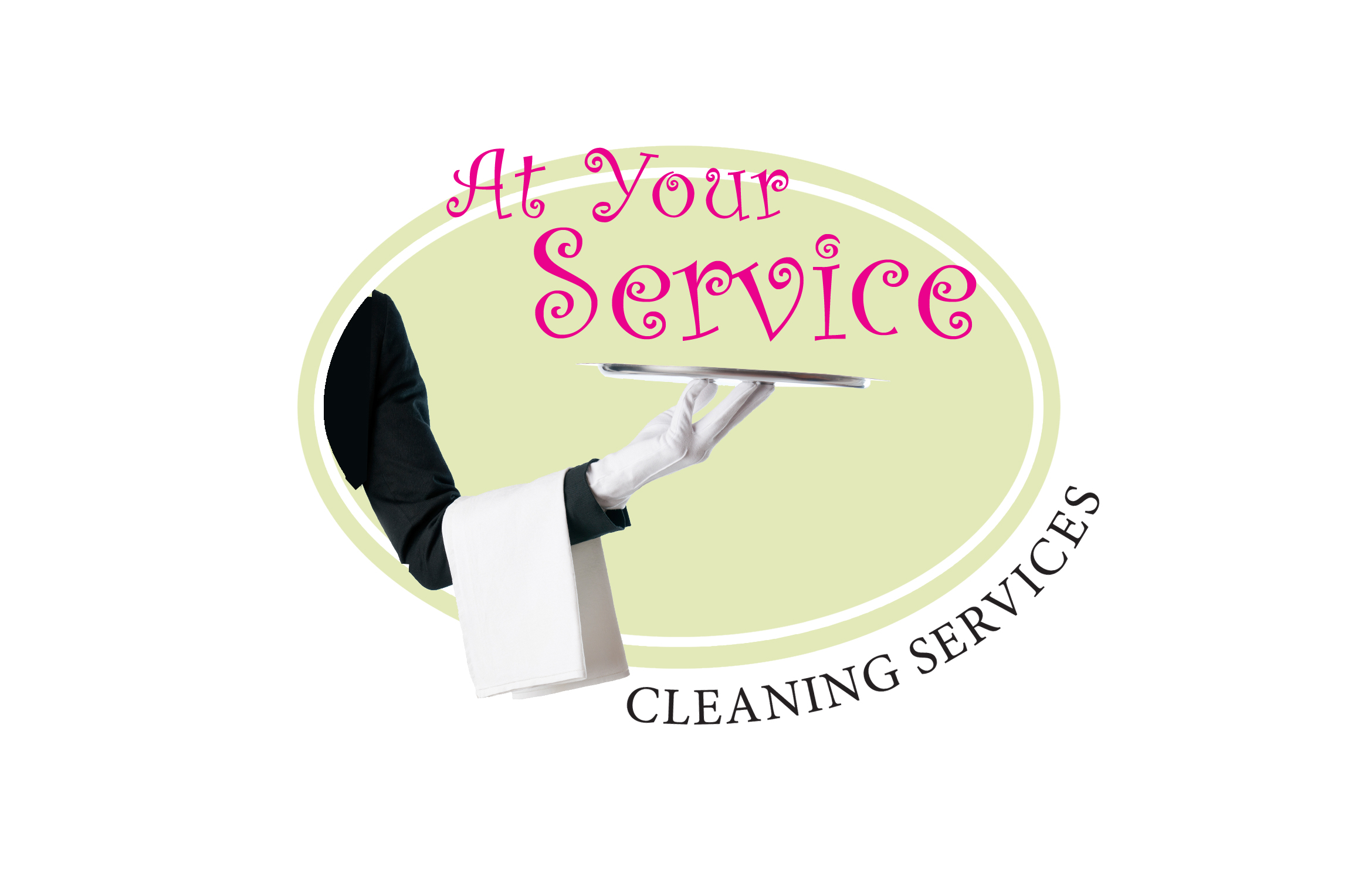 At Your Service 1st Cleaning logo
