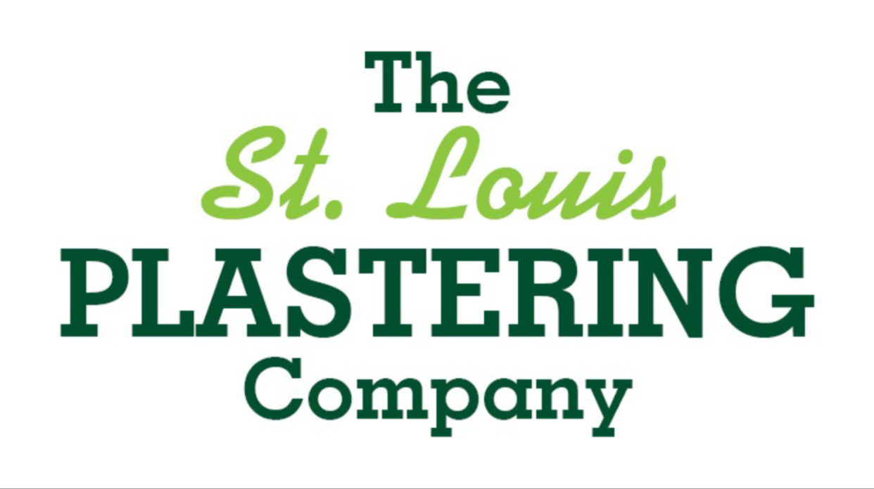 The St. Louis Plastering Company logo