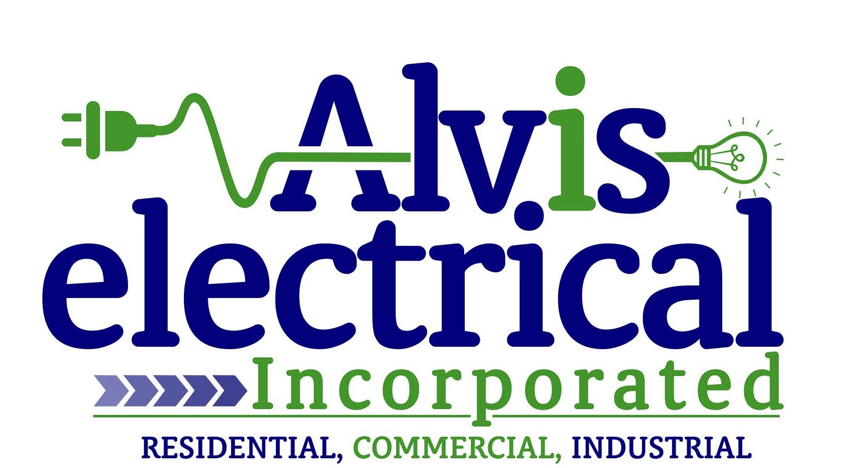 Alvis Electrical Inc. logo