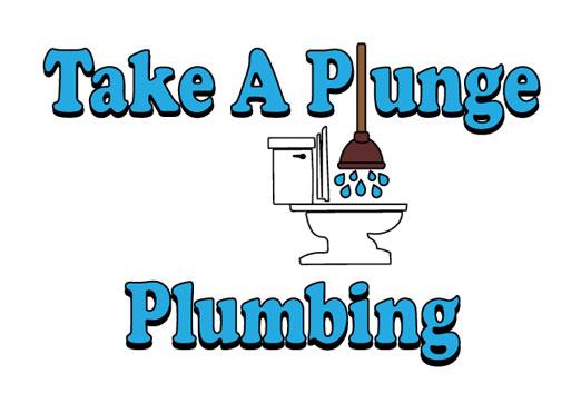 Take a Plunge Plumbing logo