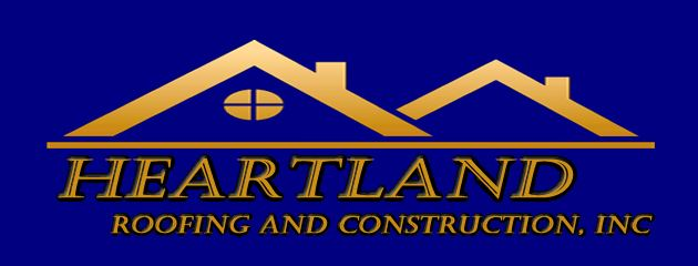 Heartland Roofing & Construction, Inc. logo