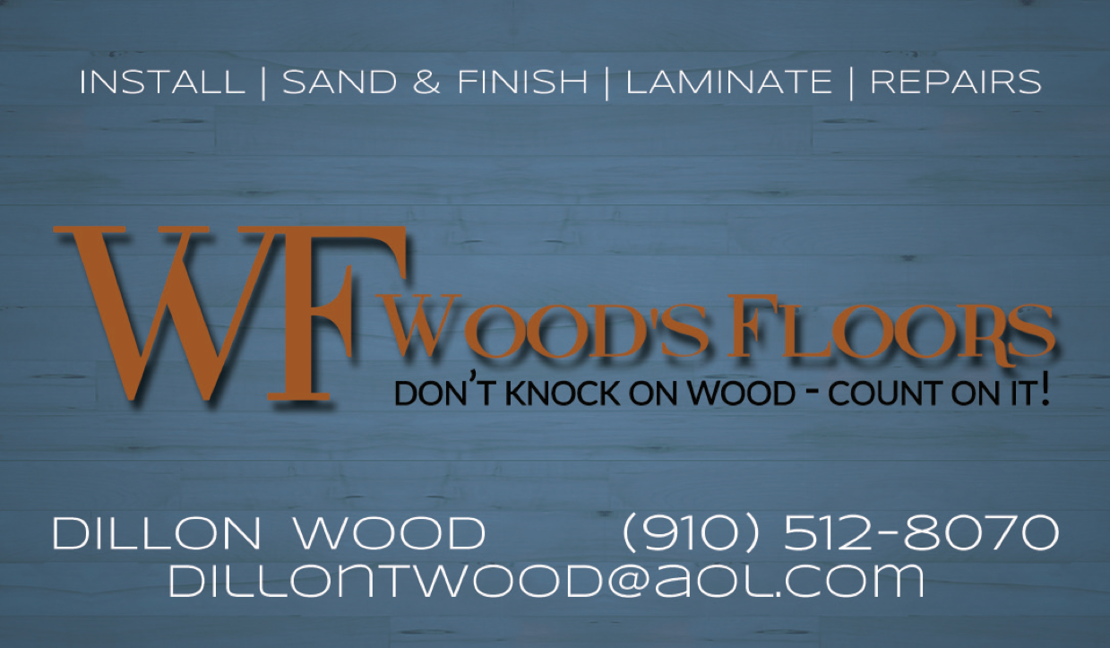 Wood's Floors logo