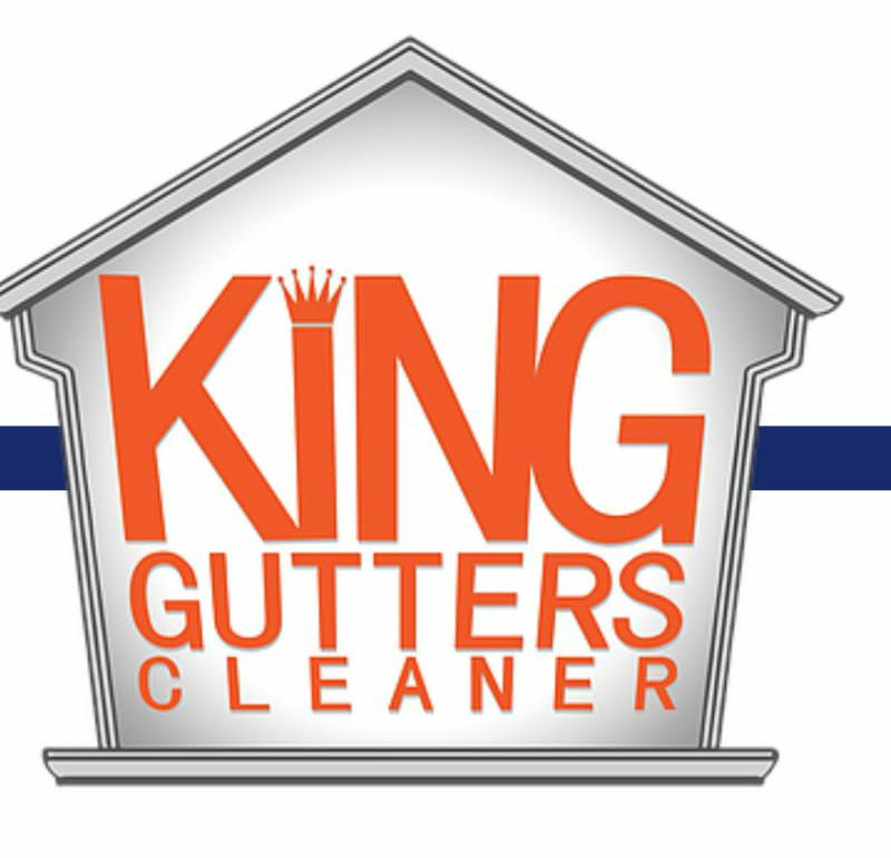 The King Gutters Cleaners, LLC logo