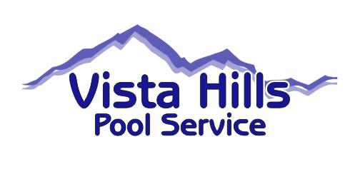 Vista Hills Pool Service logo