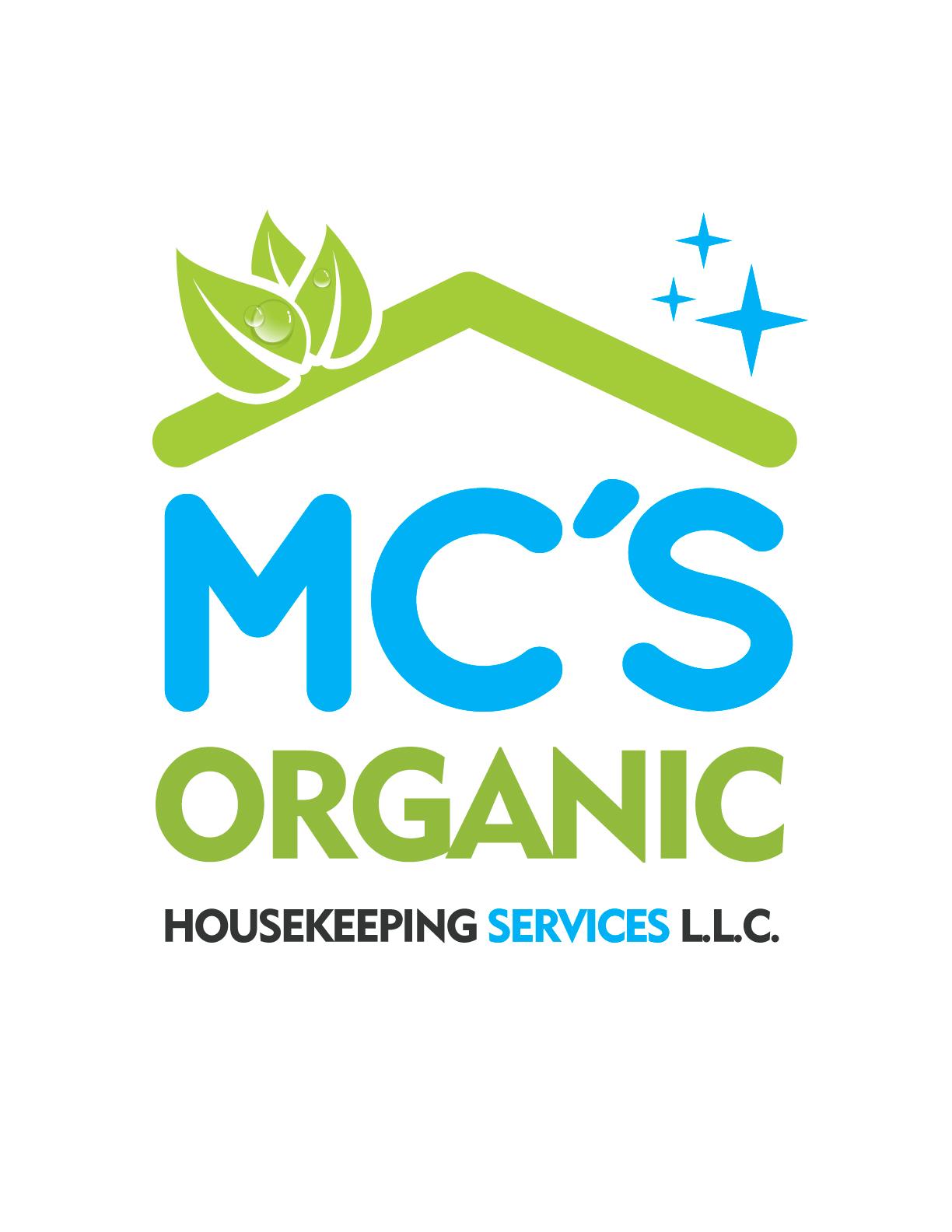 MC's Organic Housekeeping Services LLC logo
