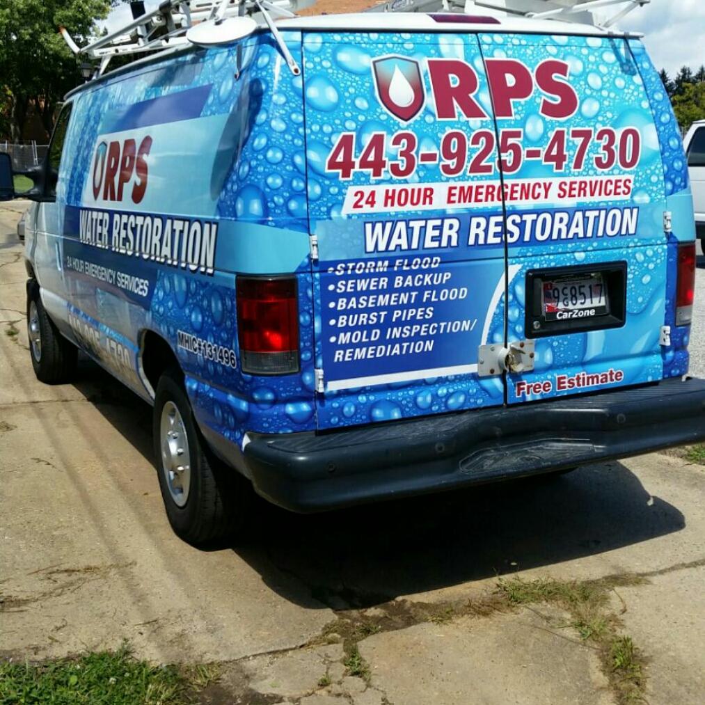 RPS Restoration logo