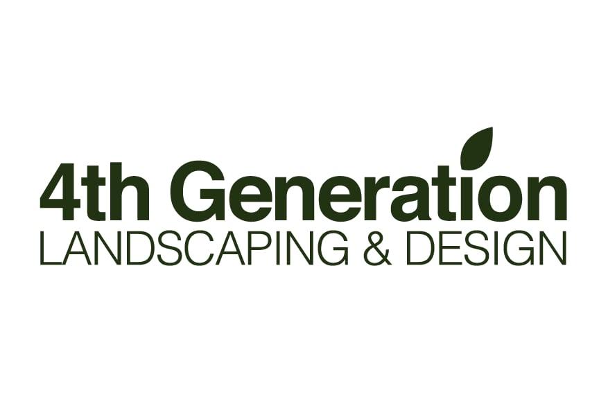 4th Generation Landscaping & Design logo