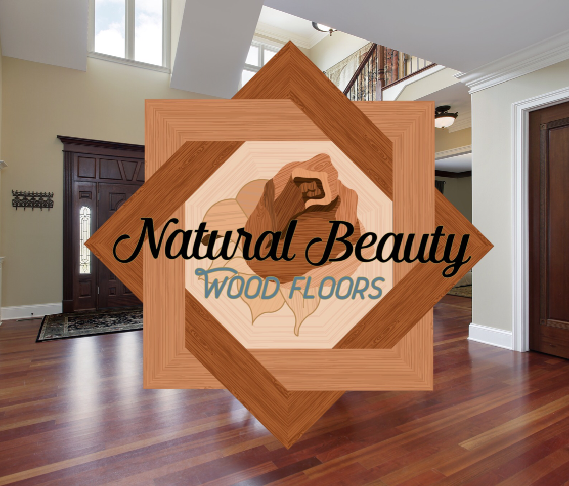 Natural Beauty Wood Floors  logo