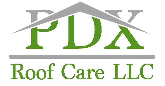 PDX Roof Care LLC logo