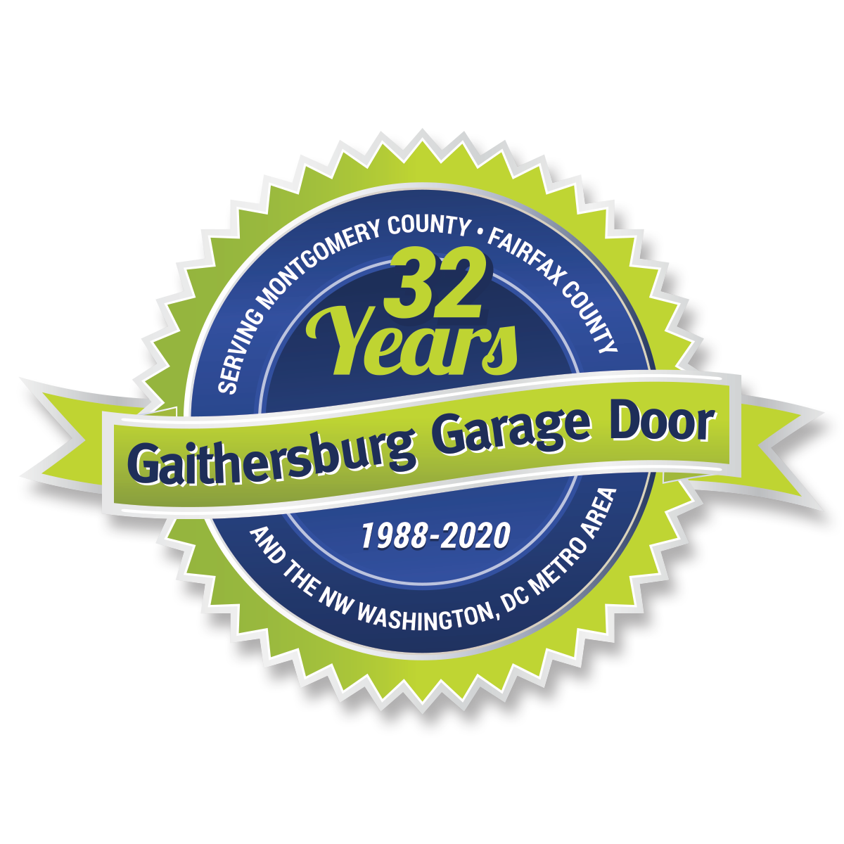 Gaithersburg Garage Door Inc logo