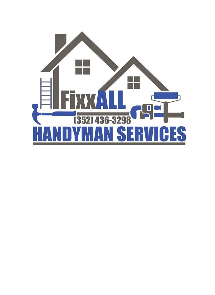 FixxALL Handyman Services logo