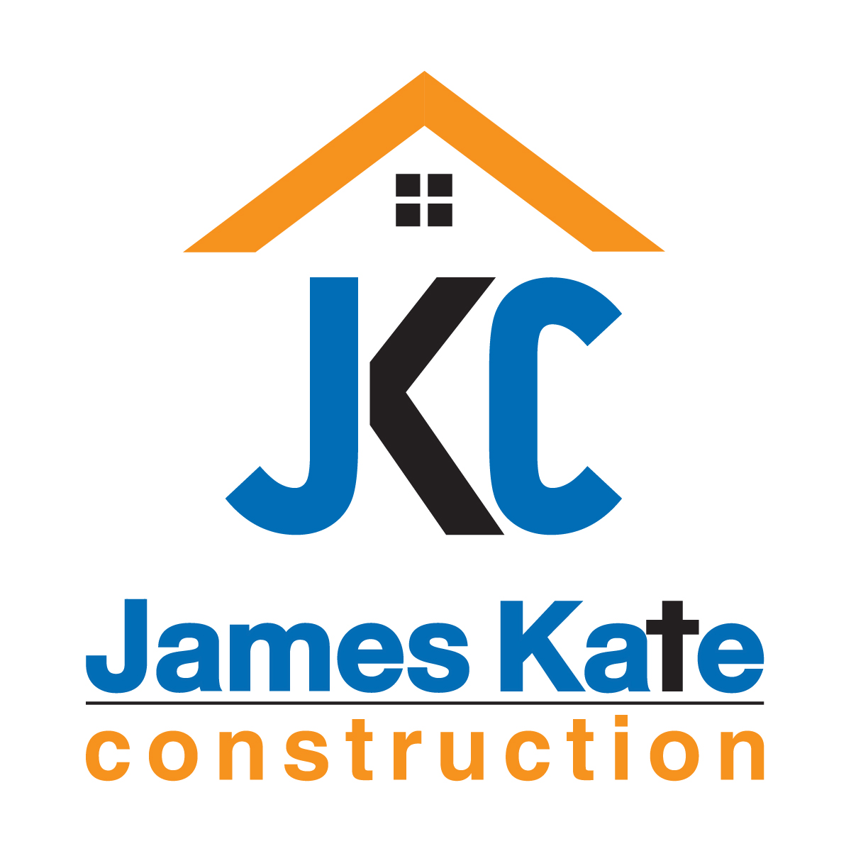 James Kate Construction: Roofing, Painting, & Windows logo