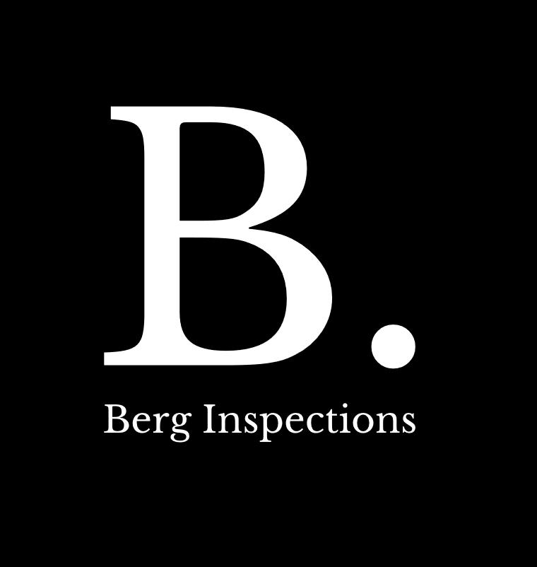 B. Berg Inspections logo