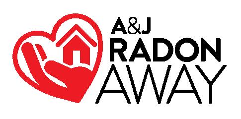 A&J Radon Away logo