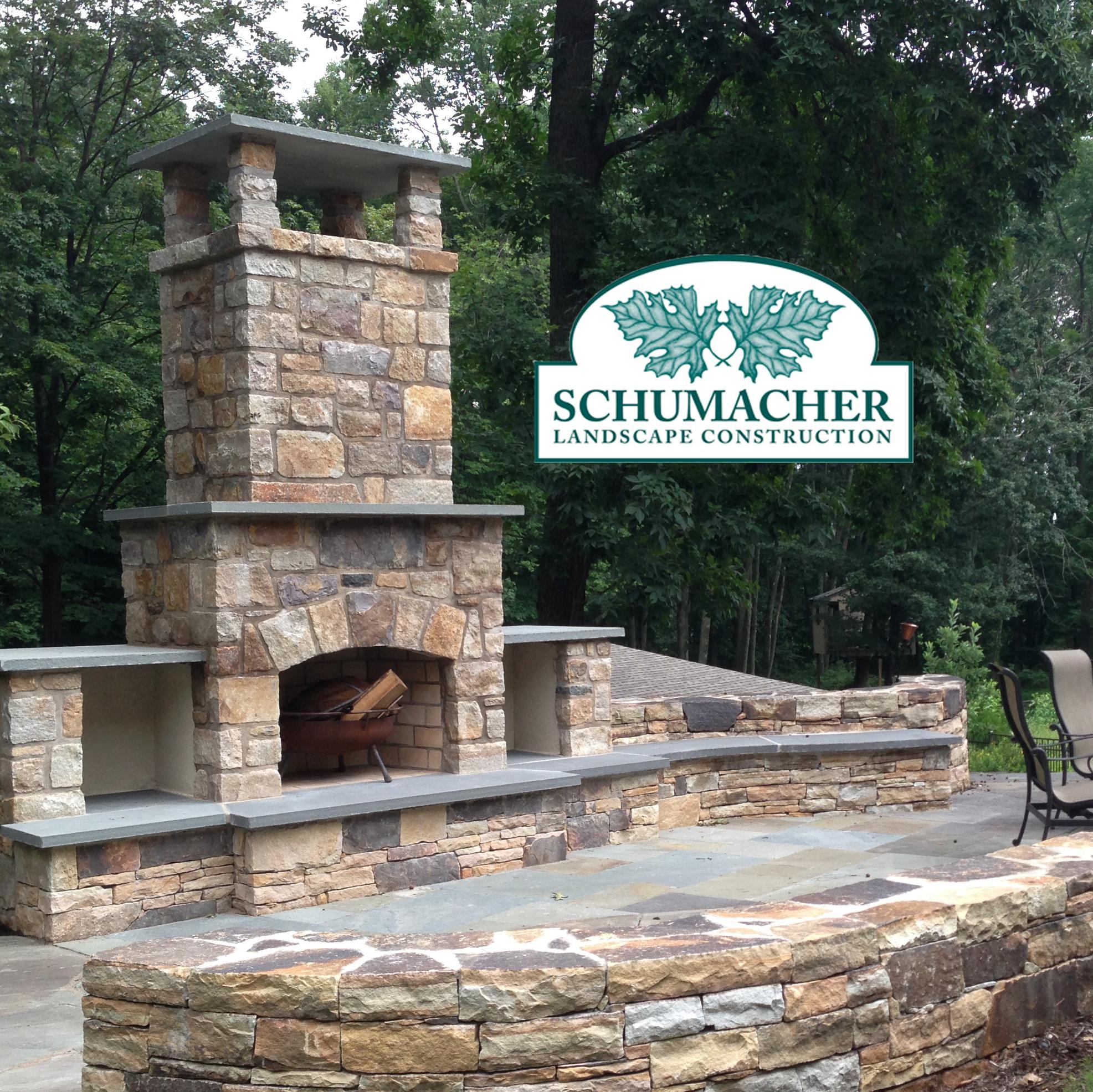 Schumacher Landscape Construction logo