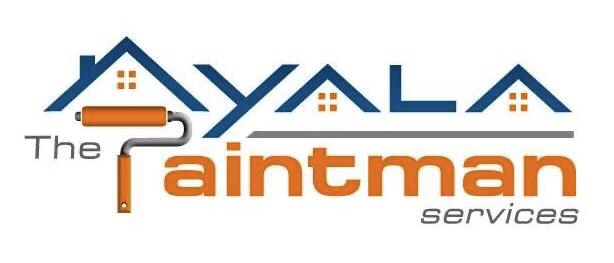 Ayala the Paintman Services  logo