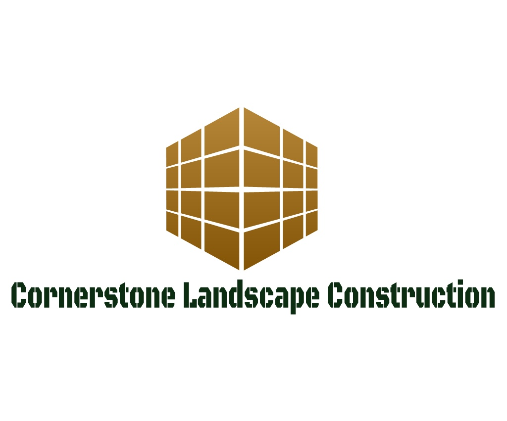 Cornerstone Landscape Construction logo