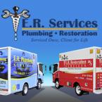 E. R. Plumbing Services logo