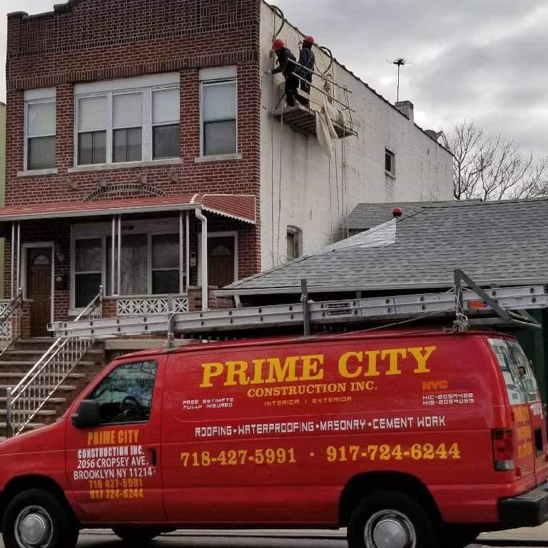Prime City Construction Inc. logo