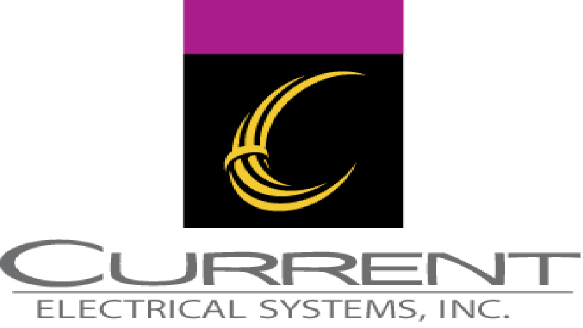 CURRENT ELECTRICAL SYSTEMS logo
