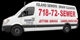 Island Sewers logo