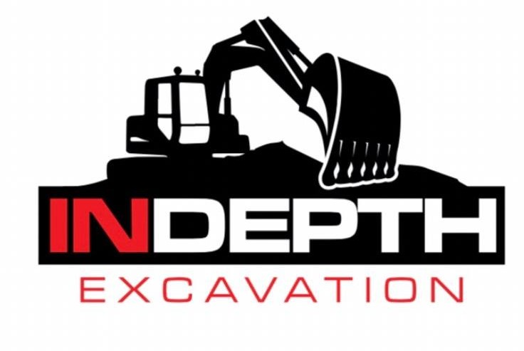 In Depth Excavation  logo
