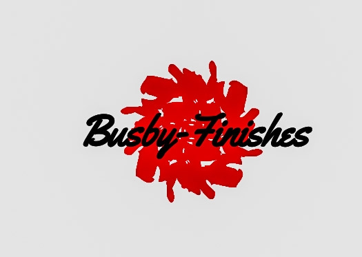 Busby Finishes logo
