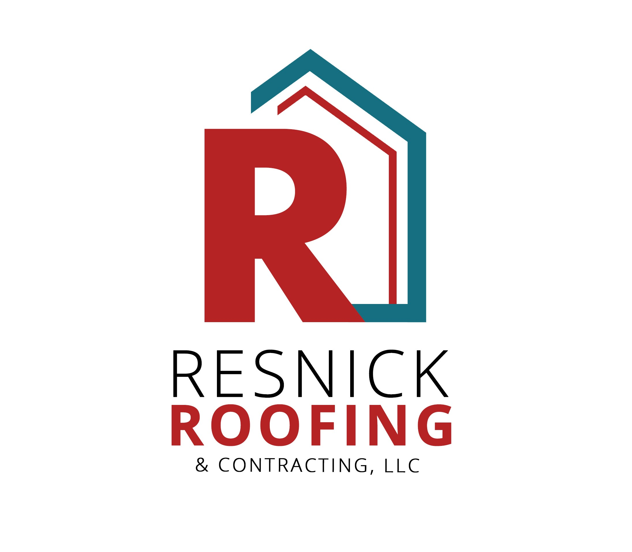 Resnick Roofing & Contracting, LLC  logo