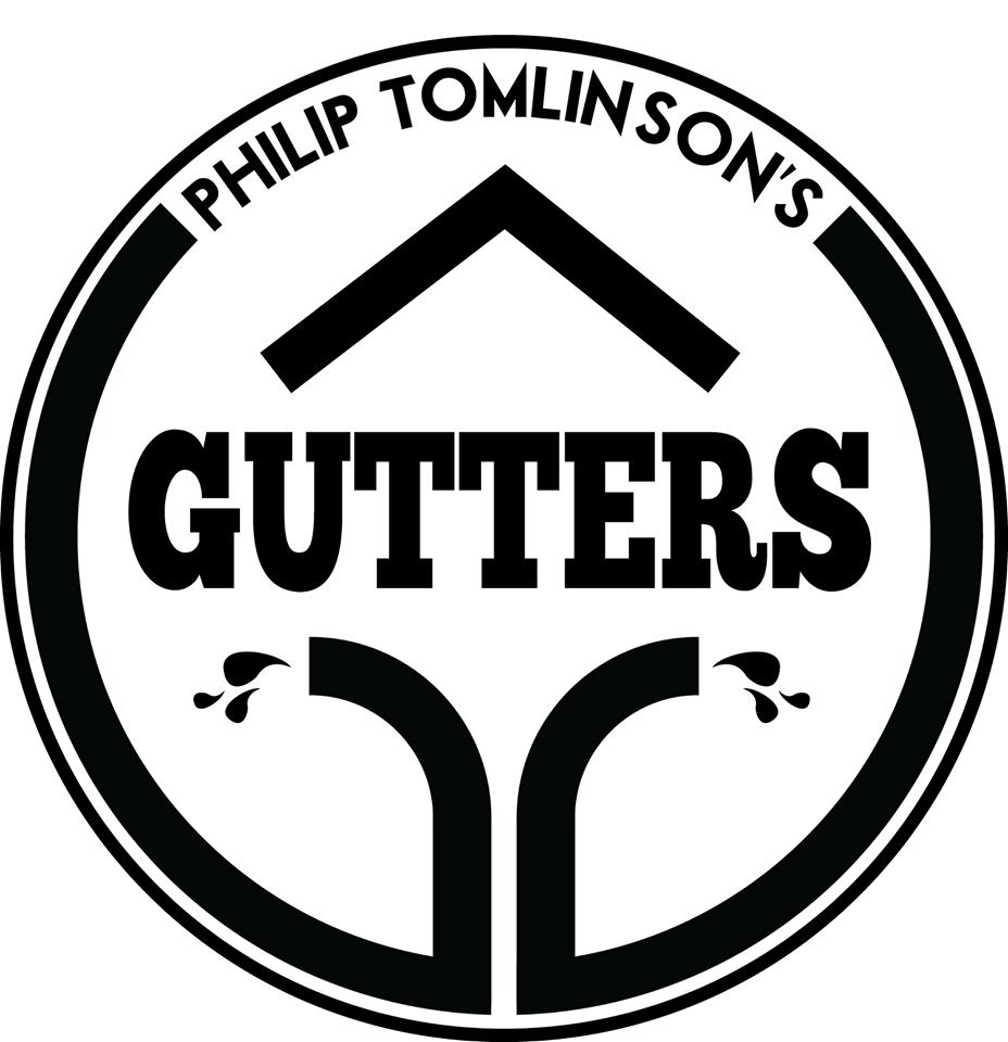 Philip Tomlinson's Gutters logo