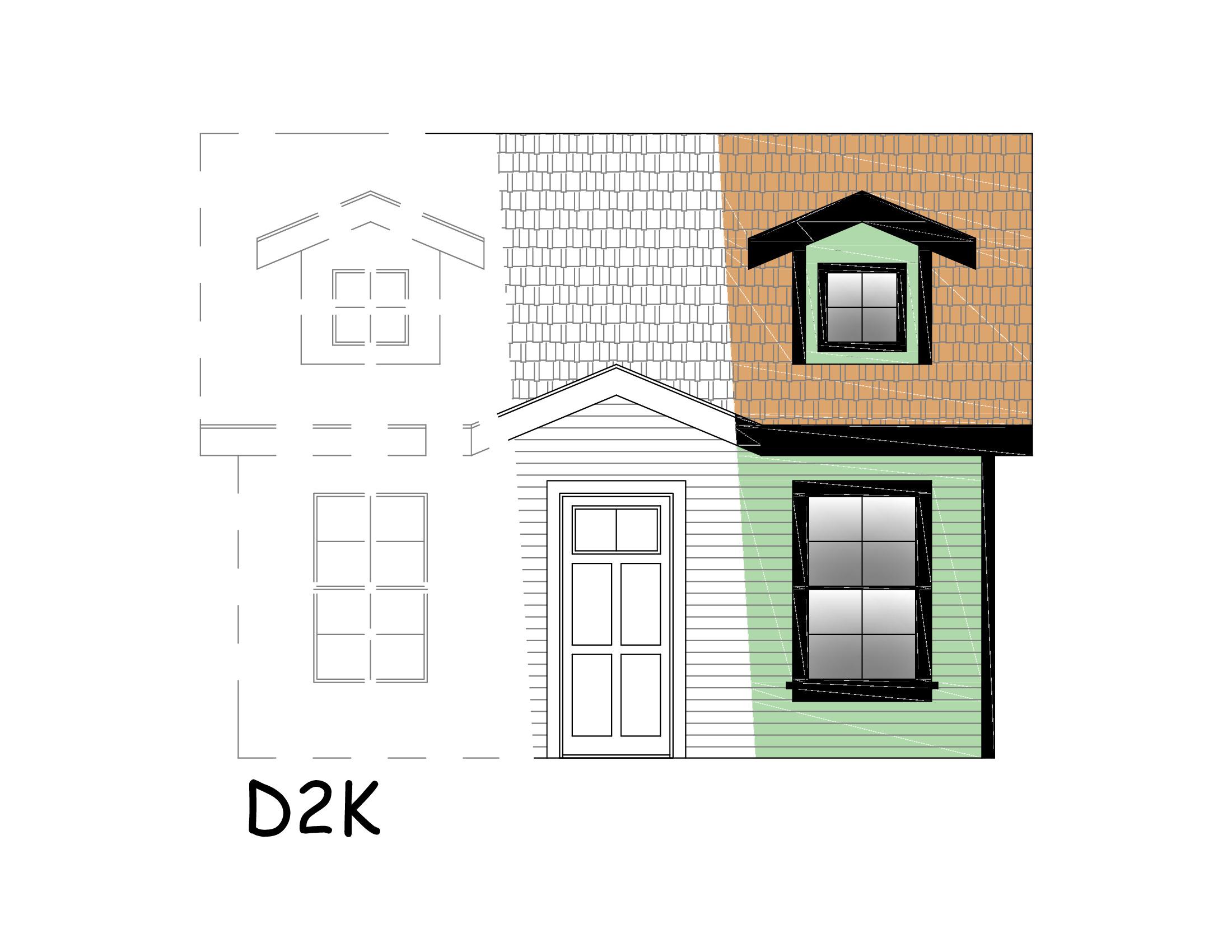 Design to Key logo
