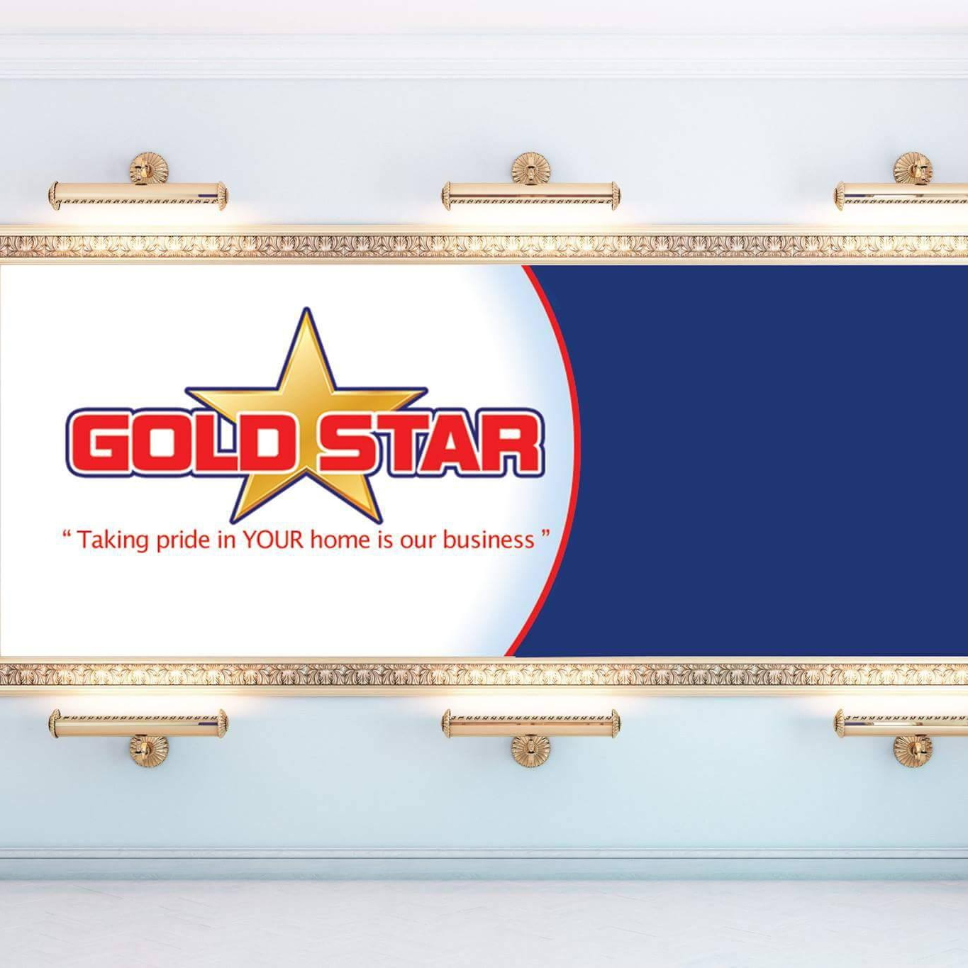Gold Star - Roofing Contractor logo