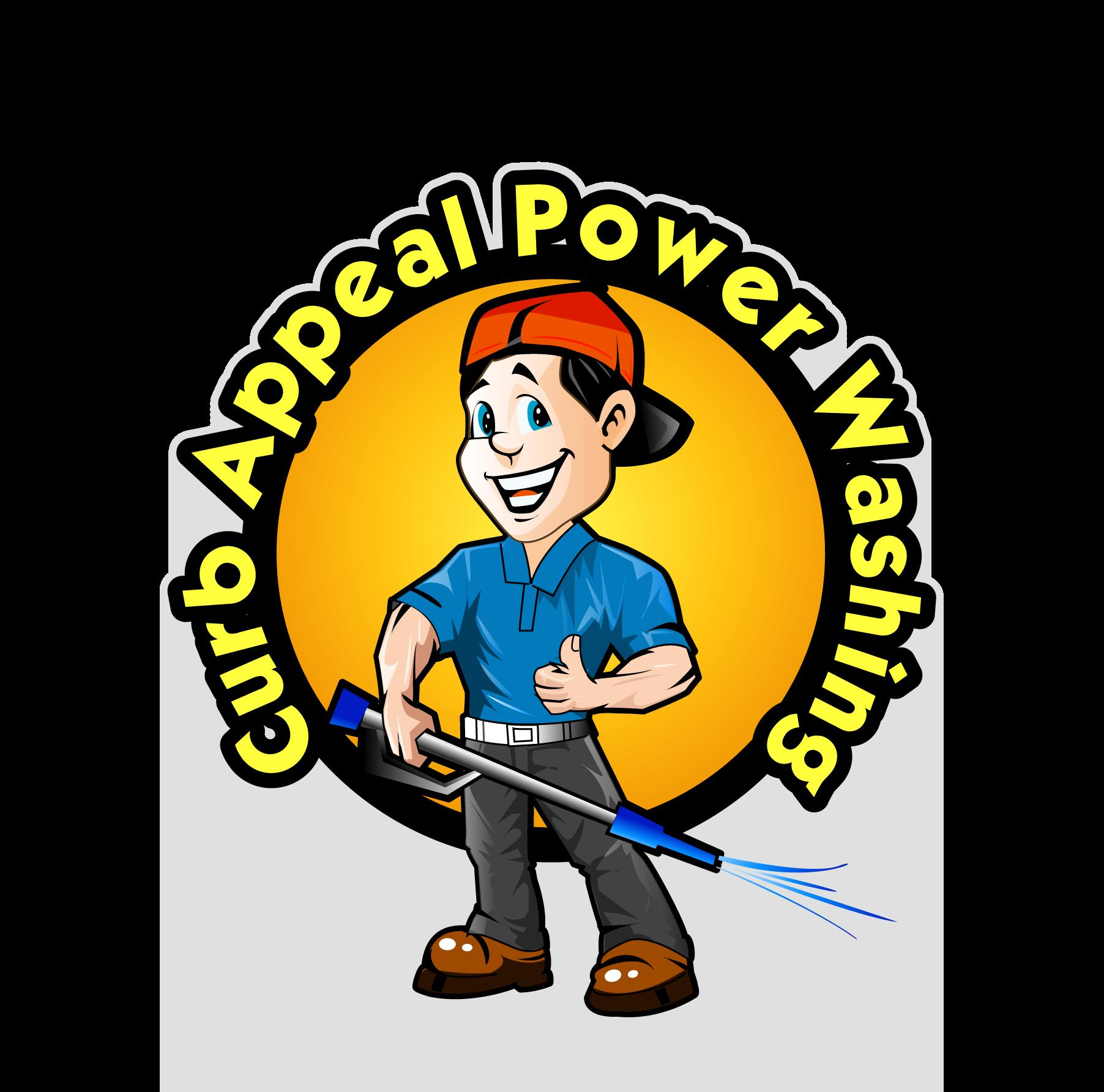 Curb Appeal Power Washing LLC logo