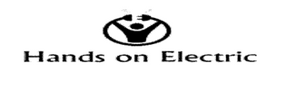Hands on Electric logo