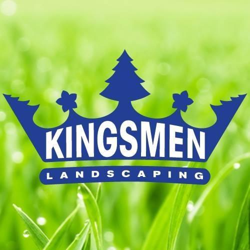 Kingsmen Landscaping logo