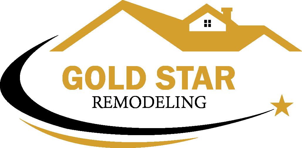 Gold star remodeling inc logo