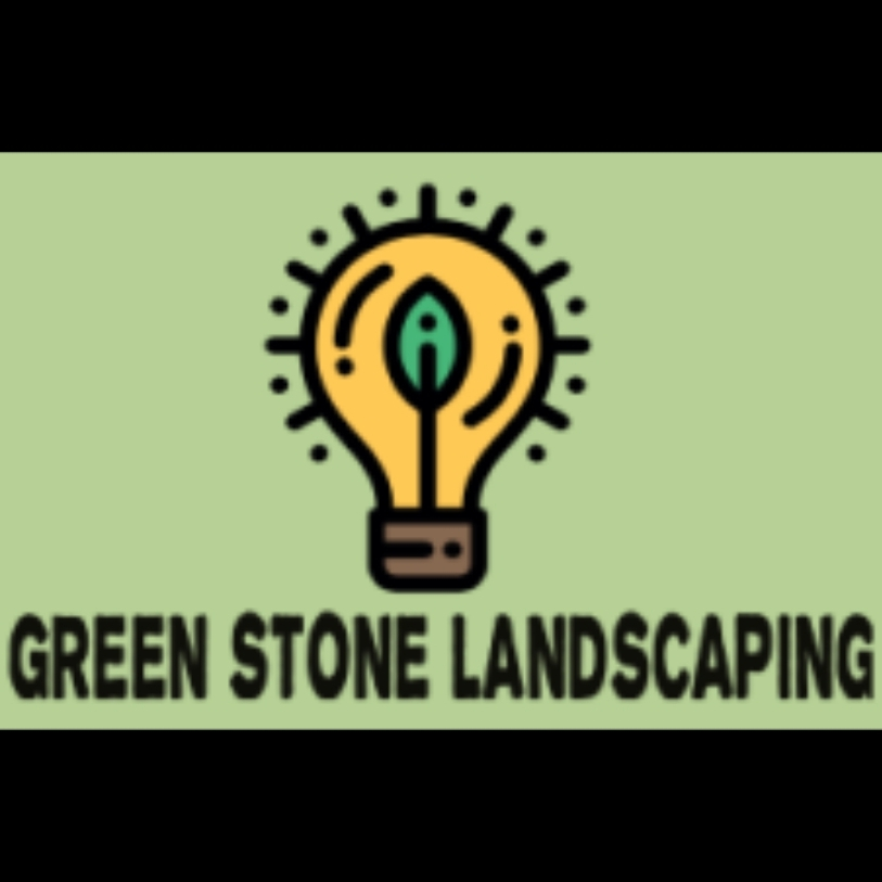 Green Stone Landscaping  logo