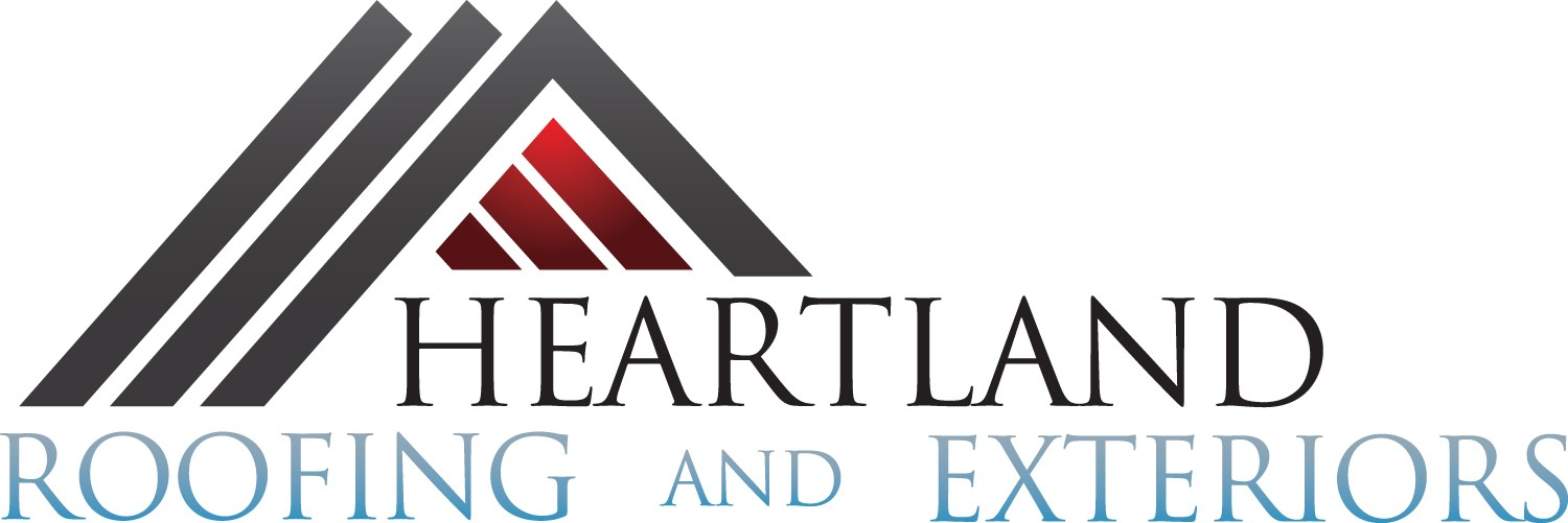 Heartland Roofing and Exteriors logo