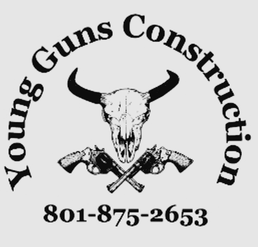 Young Guns Construction logo