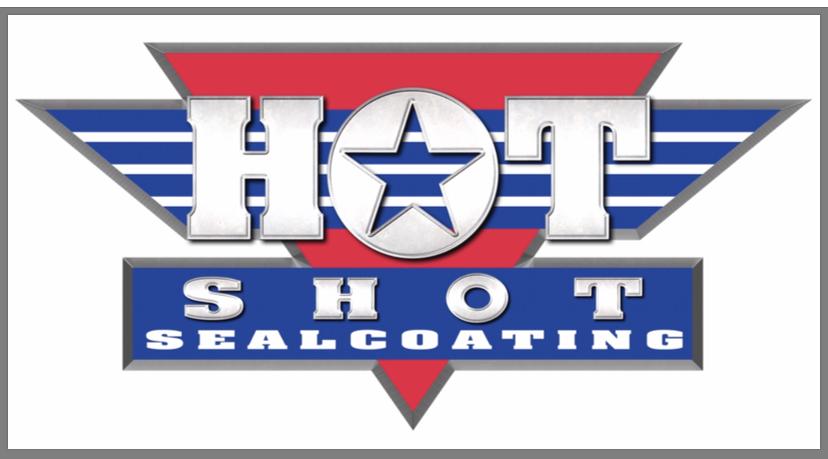 Hot Shot Sealcoating LLC logo