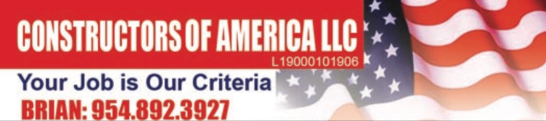 Constructors of America LLC logo