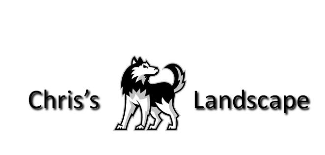 Chris's Landscape logo