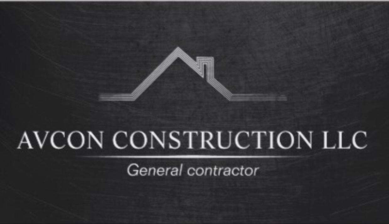 Avcon Construction LLC  logo
